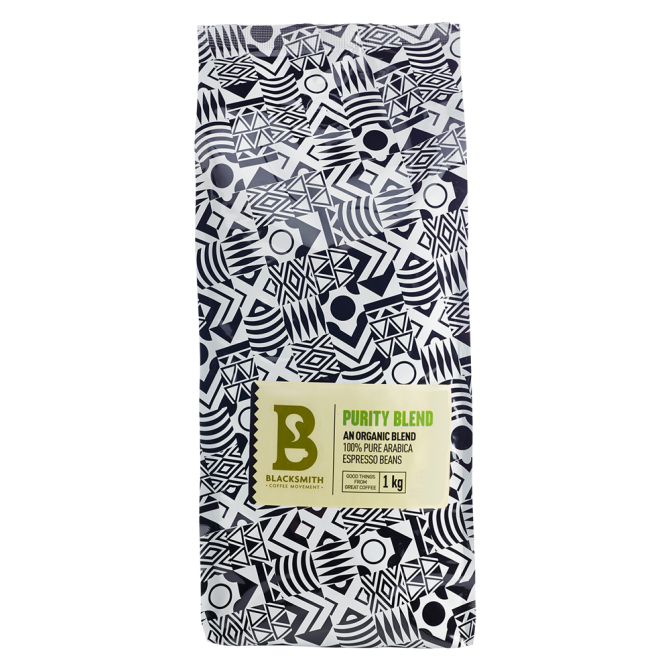 Blacksmith Purity Blend Espresso Beans (1 x 1kg)