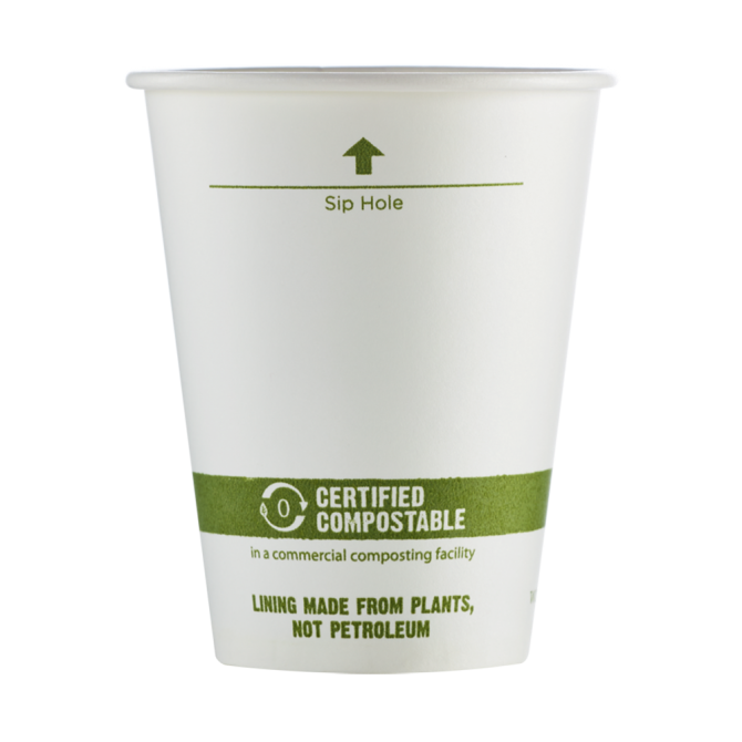 Environmental Takeaway Cups (250 x 250ml)