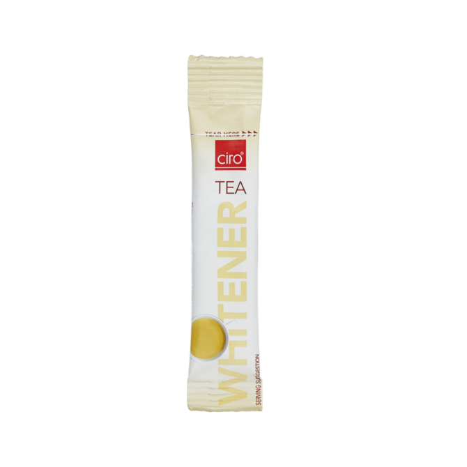 Ciro Tea Whitener Sticks (500 x 4g)