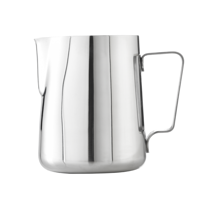 Stainless Steel 600ml Frothing Jug (1)