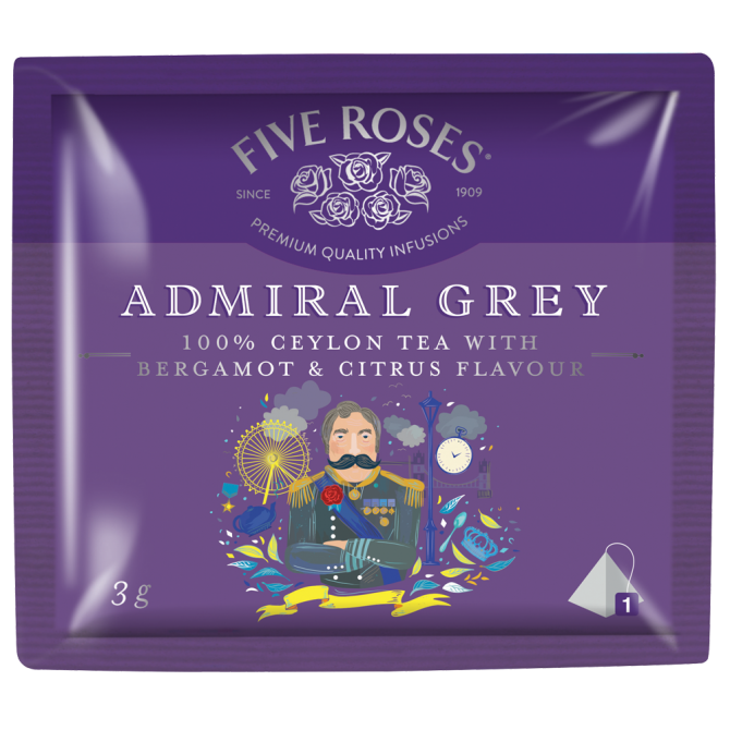 Five Roses Infusions Admiral Grey (20 x 3g)