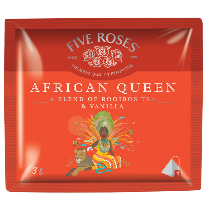 Five Roses Infusions African Queen (20 x 3g)