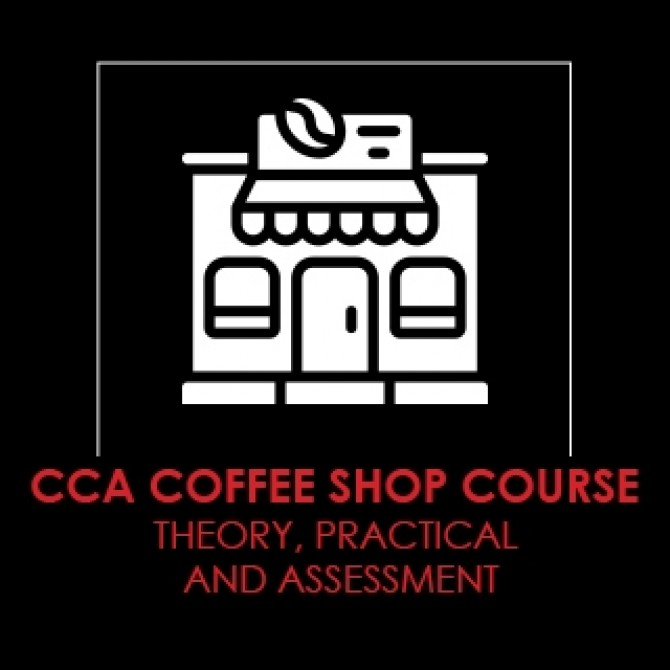 Coffee Shop Course 3 Day