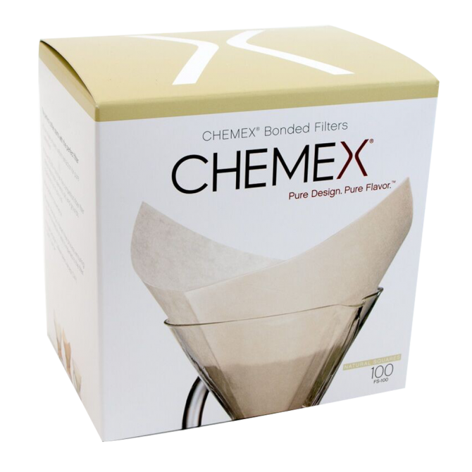 Chemex 6 or 8 Cup Filter Paper