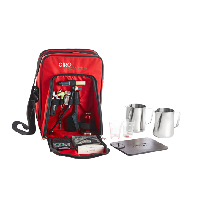 Ciro Coffee Academy Barista Kit