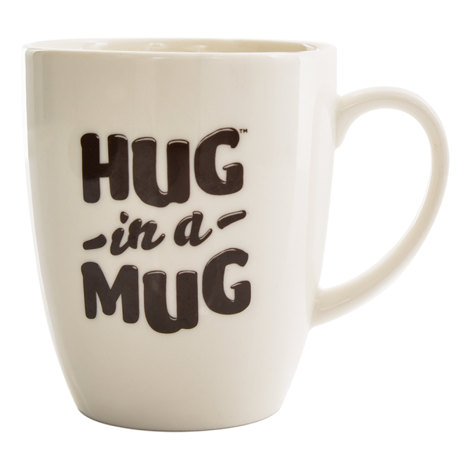 Hug in a Mug 290ml Ceramic Mug   (4)