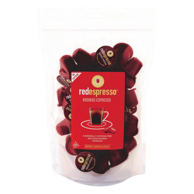 red espresso® Rooibos Intenso Capsules (1 x 50)
