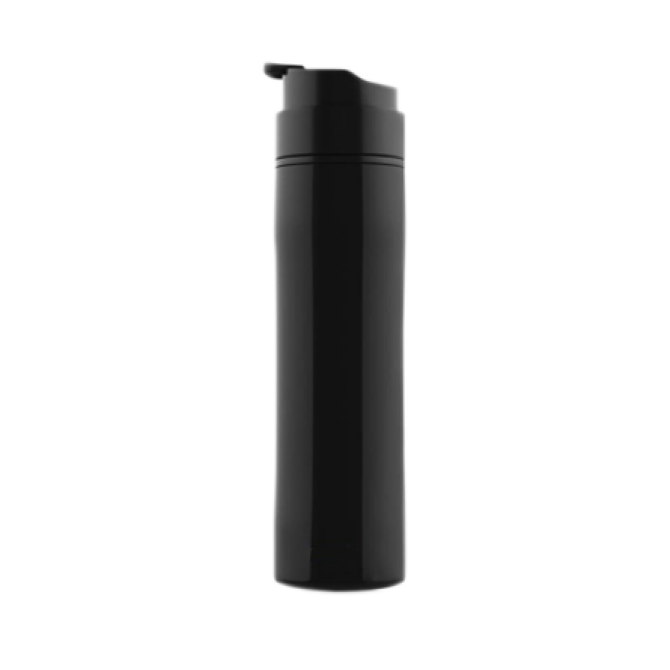 Stainless Steel Double Walled Travel Plunger 350ml