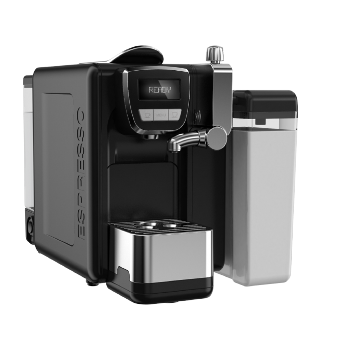 Solo Comfort Lavazza BLUE Fresh Milk Espresso Capsule Machine