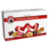 Bakers Choice Assorted Biscuits (1 x 2kg)