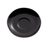 Blacksmith Black Espresso Saucers (12)