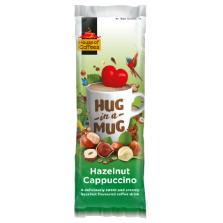 Hug in a Mug Hazelnut Cappuccino Sticks (50 x 24g)