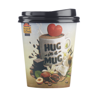 Hug in a Mug Cappuccino Ready To Go Packs (50 x 250ml)