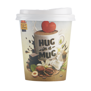 Hug in a Mug Hot Chocolate Ready-To-Go Packs (50 x 250ml)