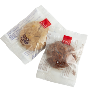 Ciro Individually Wrapped Biscuits (200 x 9g)