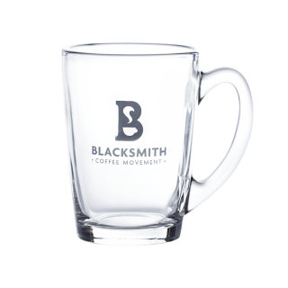 Blacksmith 270ml Latte Glasses (6)