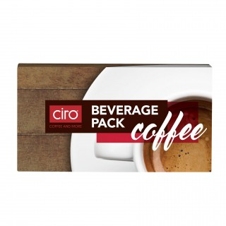 Instant Coffee Beverage Packs (50 x 40g)