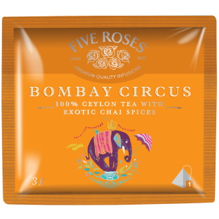 Five Roses Infusions Bombay Circus  (20 x 3g)