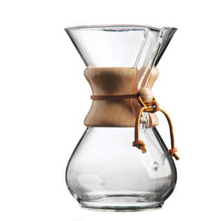 Chemex 6 Cup Glass Coffee Maker