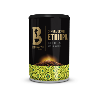 Blacksmith Single Origin Ethiopia Freeze Dried (1 x 100g)