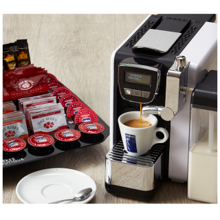 Save when you buy the Solo Comfort Fresh Milk Capsule machine!