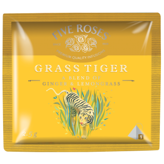Five Roses Infusions Grass Tiger (20 x 3g)