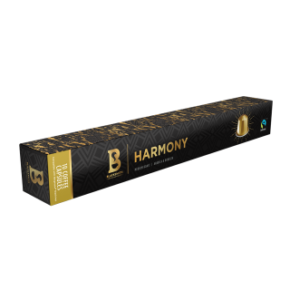 Blacksmith Harmony Blend Fairtrade Espresso Aluminium Capsules (10 x 5.2g)