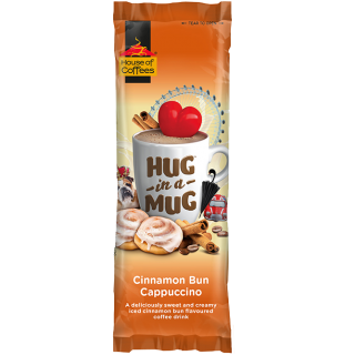 Hug in a Mug Cinnamon Bun Sticks (50 x 24g)