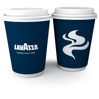 Lavazza Takeaway Cups (250 x 250ml)