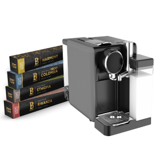 Nespresso® Compatible Solo Comfort & 4 Capsule Sleeves for only R2000!