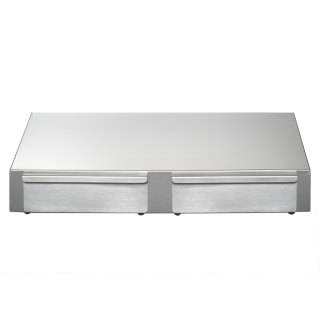 Rancilio Stainless Steel Base and Drawer