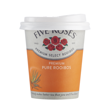 Five Roses Rooibos Ready To Go Packs (50 x 250ml)